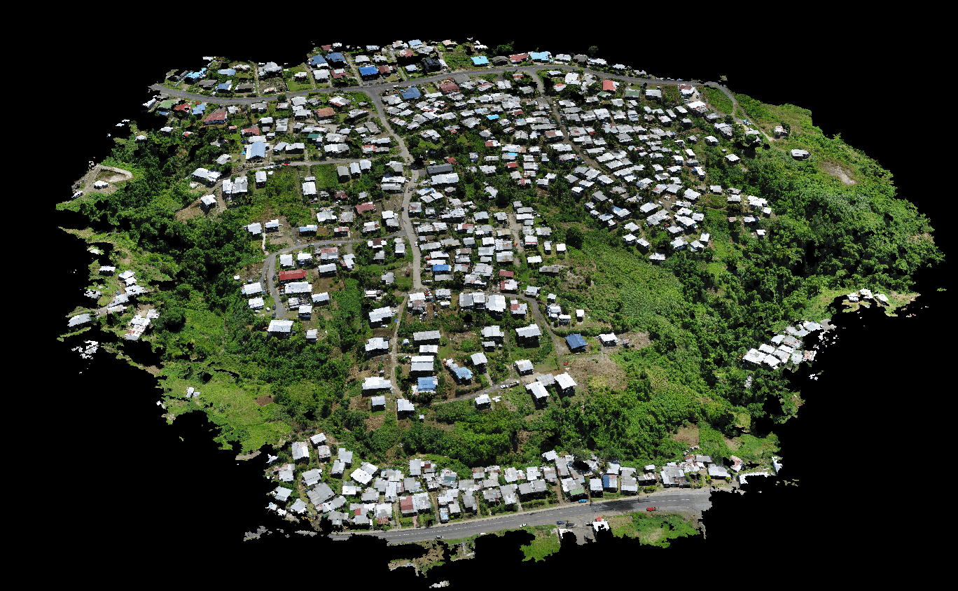 Kahuto Pacific Drone Services 3D Model