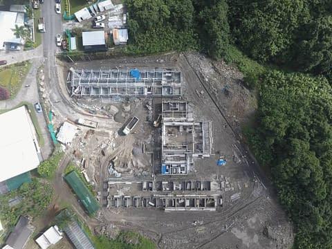KP Drone Services Construction Site