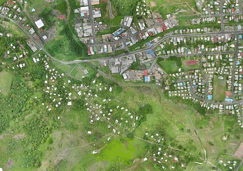 Kahuto Pacific_Case Study_Labasa_Labasa Bypass_Orthomosaic
