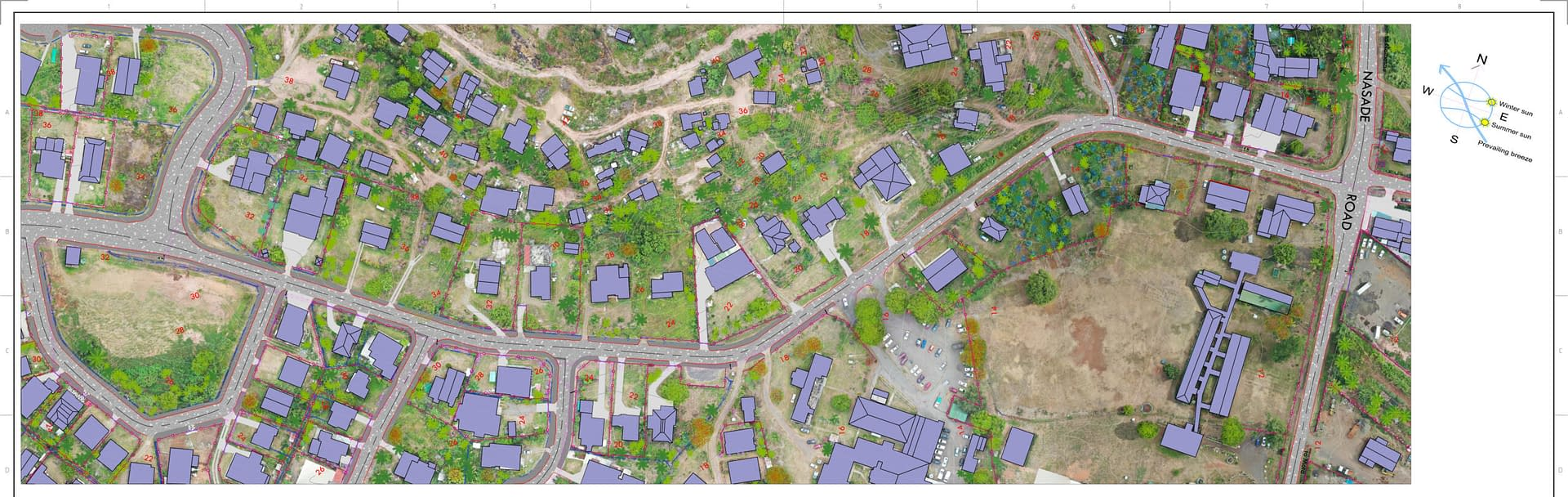KP Image Overlay Aerial Topographic Survey